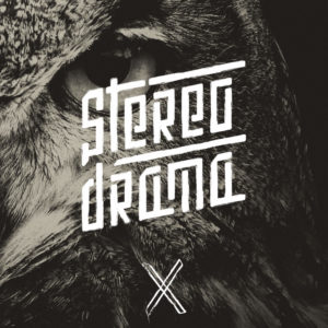 StereoDrama - X - EP (2019) - Cover Front